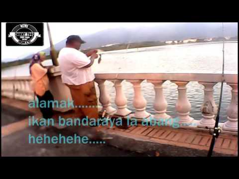 kampar perak lake fishing 2