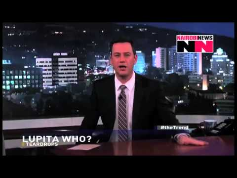 VIDEO: See how Lupita's surname gave 'Jungus' a headache pronouncing it