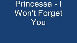 Princessa - I Won