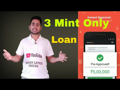 Instant personal loan   Loan Easily   Without Salary Slip   Apply online aadhar card pan card
