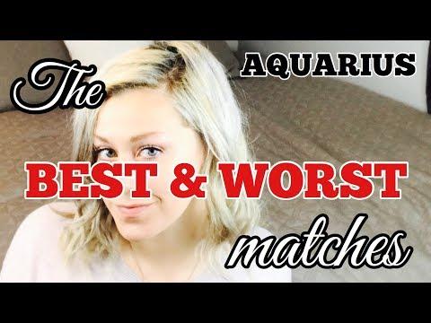 Aquarius Compatibilty