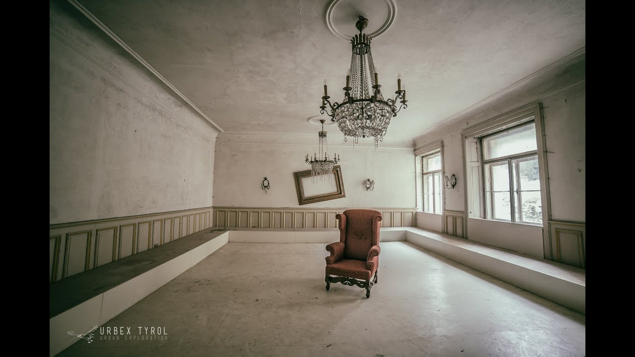 Urban Exploration Lost Place Grand Hotel