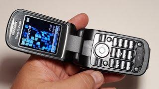 Sony Ericsson Z710i. Капсула времени 2006 года из Германии. Тесты, проверка, обзор ретро телефона.