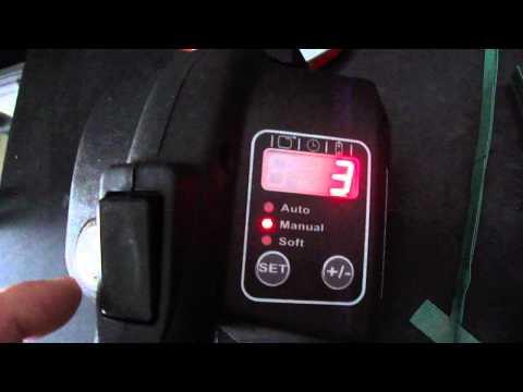 Columbia MT320 stupid electronic design