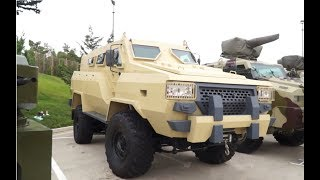 ADEX 2018 Day 2 - Azerbaijan Defence Industry Latest Projects