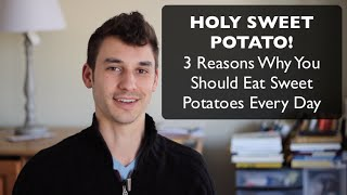 Sweet Potato Nutrition: Ridiculously Awesome Reasons Why You Should Eat Sweet Potato Every Day