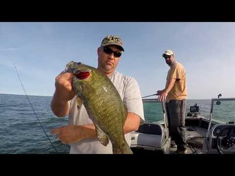 Lake Erie Smallmouth