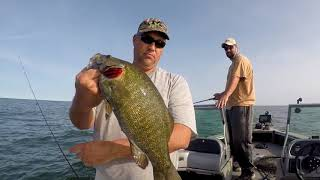 """Lake Erie Smallmouth """"Friends and Big Fish"""""""