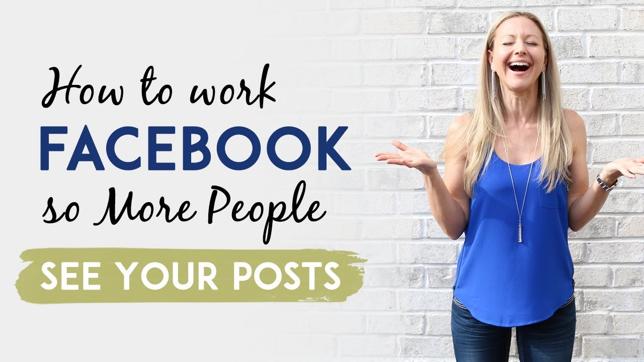 7 Facebook Algorithm Hacks To Get More People To See & Engage With Your Posts