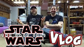 Star Wars: The Last Jedi VLOG