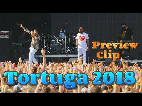 Tortuga 2018 /  Country Music Festival / Fort Lauderdale Beach / Preview Clip