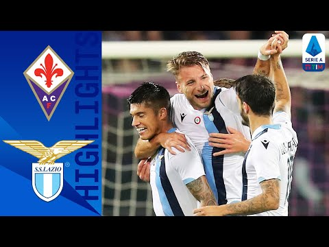 Highlight Fiorentina vs Lazio | Immobile Menjadi Pahlawan