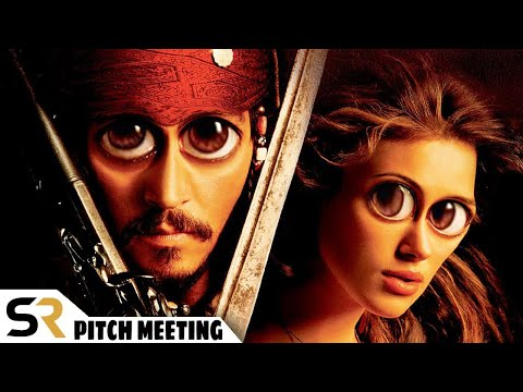 Pirates Of The Caribbean Pitch Meeting