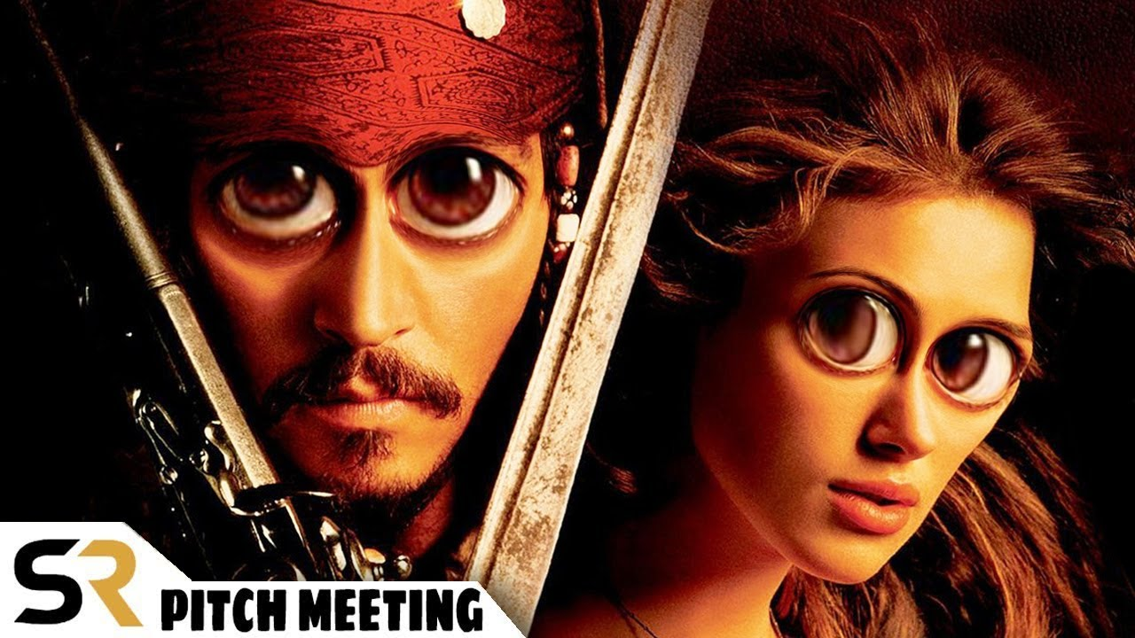 Download Pirates Of The Caribbean Pitch Meeting