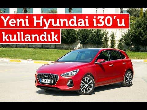 Yeni Hyundai i30 // Geyik Testi // Ümit Erdim