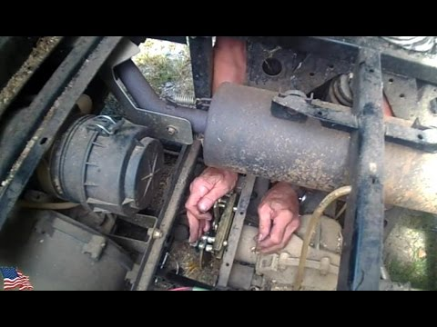 Polaris    Ranger Parking Brake Repair  Improved Audio   YouTube