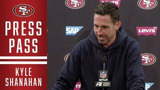 Kyle Shanahan and Richard Sherman Preview Super Bowl LIV | 49ers