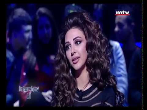 Talk Of The Town  - 26/02/2015 -  Episode 1 - Myriam Fares