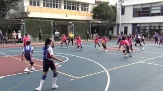小學混合組(決) 龍創體育會對樂華天主教小學 2015年11