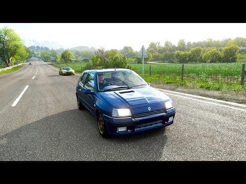 Renault Clio Williams 1993   Forza Horizon 4   JMGamer thumbnail