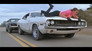 Death Proof: final chase scene--part 1