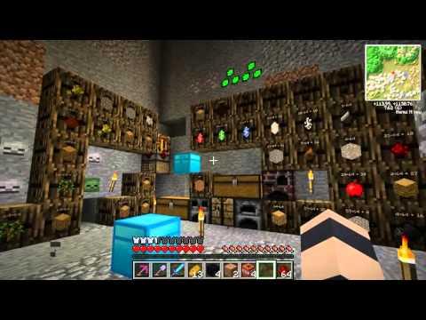 Etho MindCrack FTB - Episode 18: Trains & Quarries
