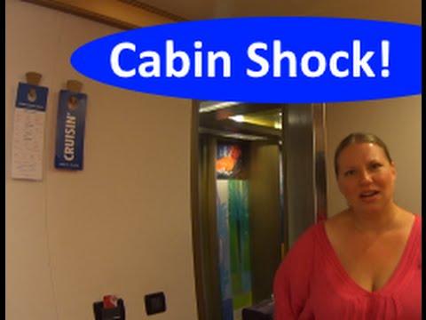 Cabin & Sail Away ~ Day 1 Carnival Magic Cruise Vlog [ep4]