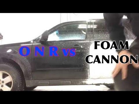 ONR VS Foam