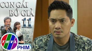THVL | Con gái bố già - Tập 11[4]: Dũng lo lắng khi hay tin Kim Cương đang trên đường đi cắm trại