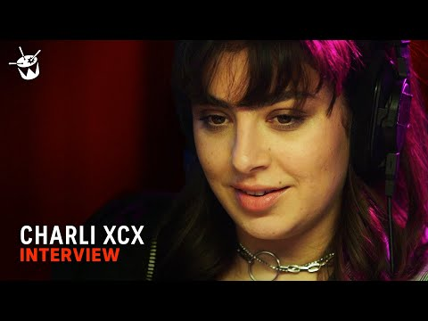 Charli XCX on why she uses autotune