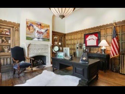 Former Braves pitcher Tom Glavine's $6 75M metro Atlanta home is on the  market