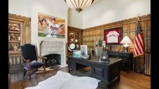 Former Braves pitcher Tom Glavine's $6.75M metro Atlanta home is on the market