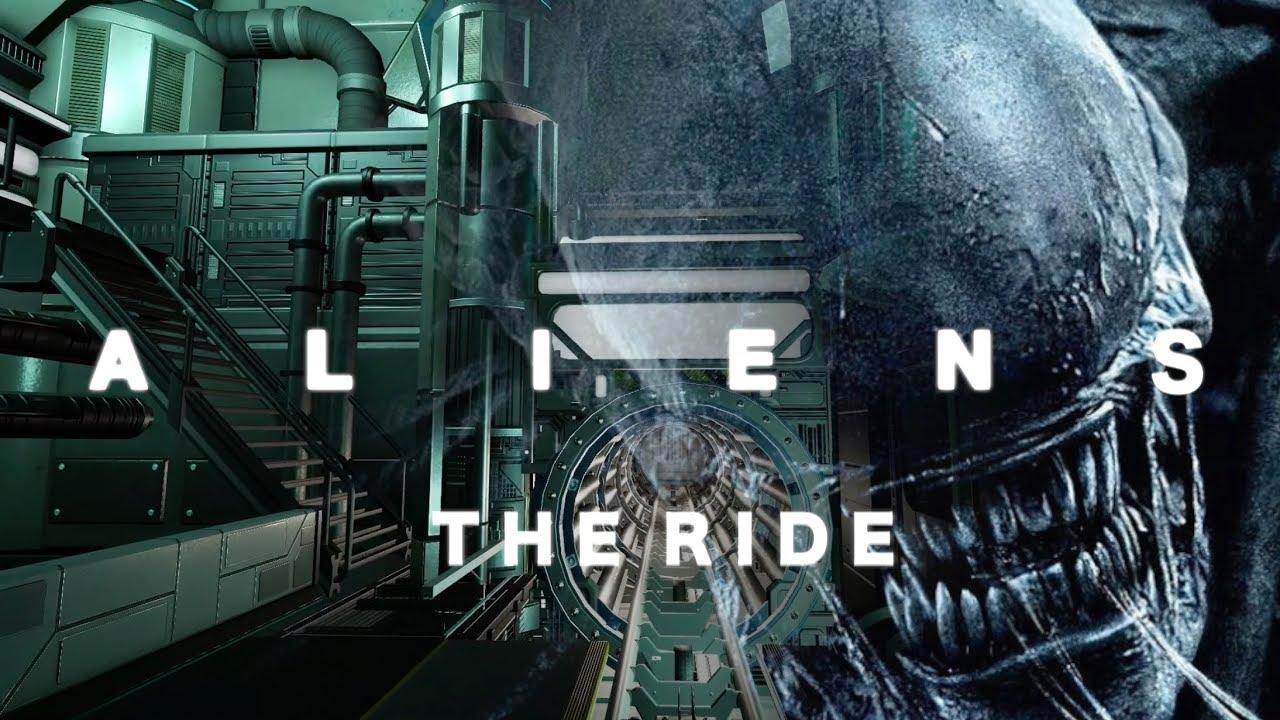 Aliens the rideplanet coaster youtube aliens the rideplanet coaster altavistaventures Image collections