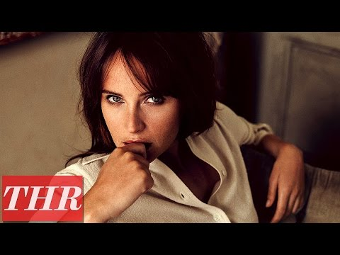 Felicity Jones on Being Cast in 'Star Wars', 'Inferno', & 'A Monster Calls'  | THR Cover Shoot