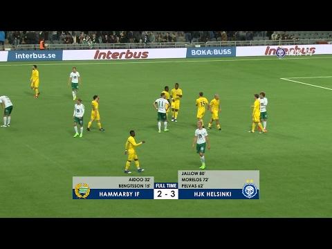 HJK TV: Hammarby IF - HJK Helsinki 2-3