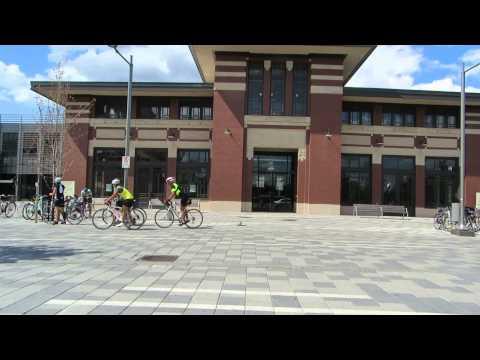 Downtown Ottawa Civic Centre TD Place Lansdowne Park Rideau Canal