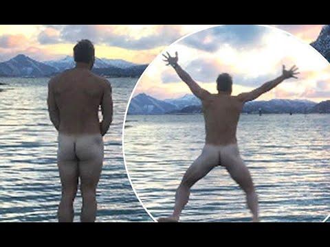 Ben fogle rowing atlantic naked