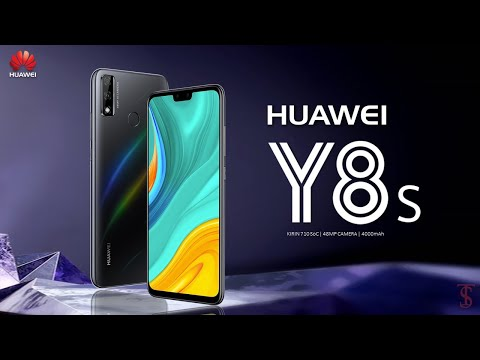 Huawei Y8s Official Look, Design, Camera, Specifications, Expected Price, Features