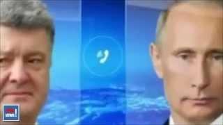Фашизм СЕГОДНЯ! Злой Путин 2015 и Порошенко созвонились по телу!Украина новости! ХУНТА КИЕВА!
