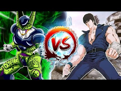 Dragon Ball Z Abridged: Cell Vs Kenshiro - written and edited by Innagadadavida