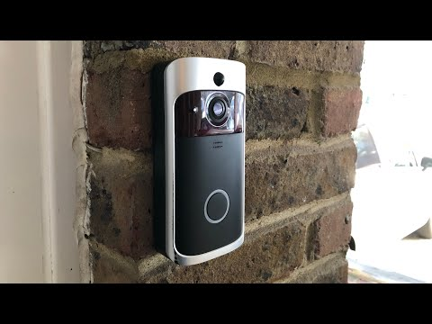 How to set up / Install Wireless Door Bell Setup, Security Camera, Door Bell XSHCam Installation