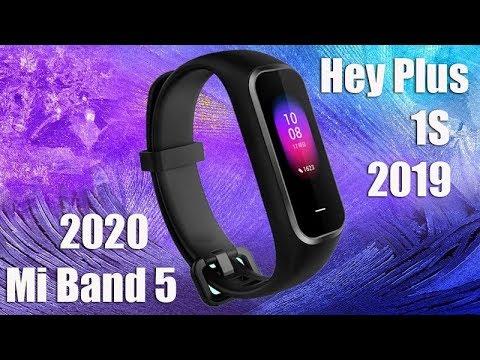 Mi Band 5 или Hey Plus 1S? Уже с NFC.