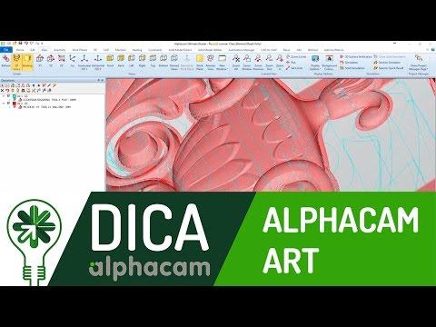Dica 02 AC | Alphacam Art