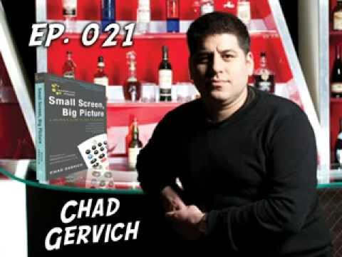 TV Writer Podcast 021 - Chad Gervich