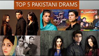 Top 5 Pakistani Dramas [NEW]