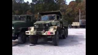 1995 Rebuilt M817 5 ton 6x6 Dump Truck on GovLiquidation.com