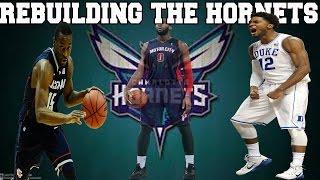 NBA 2K15 My League: Rebuilding the Charlotte Hornets