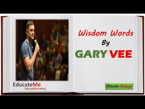 Motivational Quotes by Gary Vaynerchuk - Inspirational Quotes