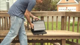 SunCache - A Powerful and Flexible Solar Charger Platform