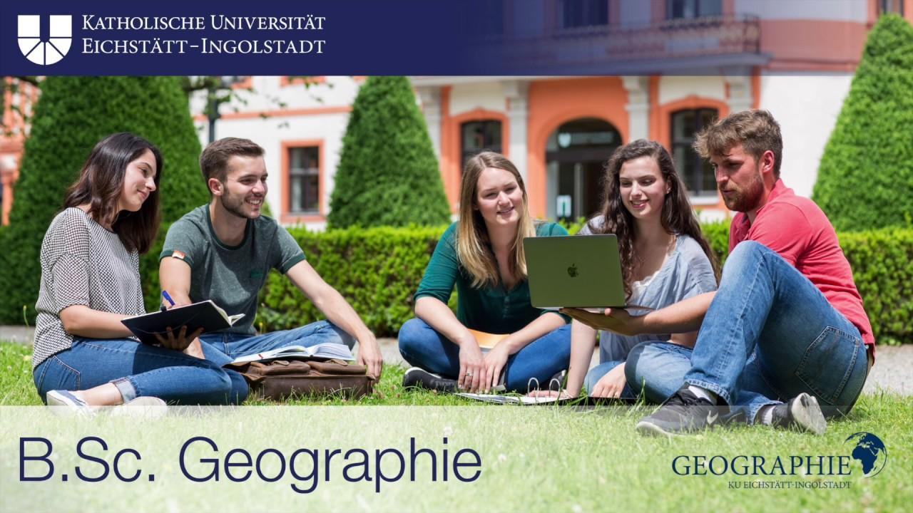 Geographie Studiengänge